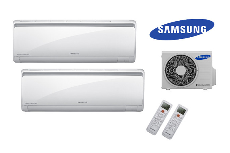 ricarica condizionatori Samsung