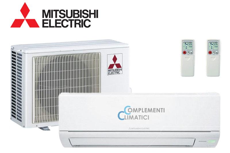 ricarica condizionatori Mitsubishi